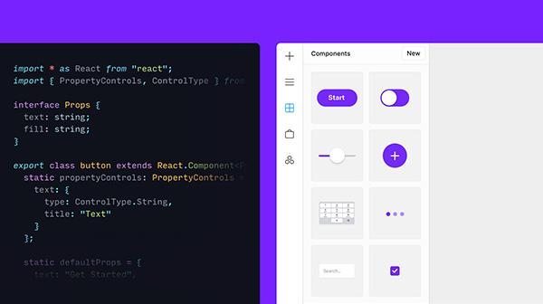 Framer是一款支持用代码进行设计的设计软件,支持Photoshop、Sketch文件导入,可实时预览。它以CoffeeScript或React为基本语法格式,简单明了易上手。Framer 包含图层、状态、动画等对象的概念