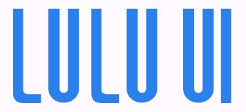 LuLu UI